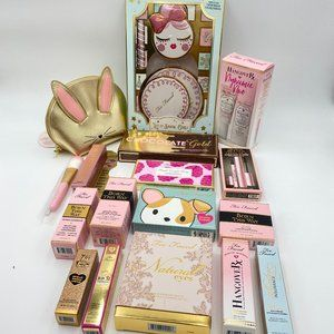 Brand new Too Faced makeups and facial treatment
